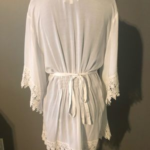 Passion Concept Tops - Top with lace detail